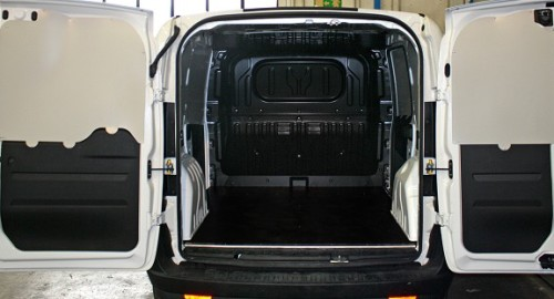 01panel floor kit and side lining doblo