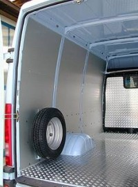 02Lining and flooring Iveco Daily