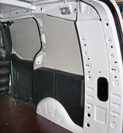 03Side lining and panel floor Berlingo right side