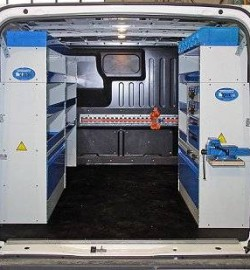 04Ford Transit panel van conversion
