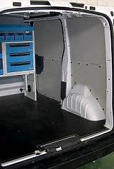 06Van racking solutions Fiat Scudo