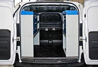 06shelves and drawer cabinets doblo